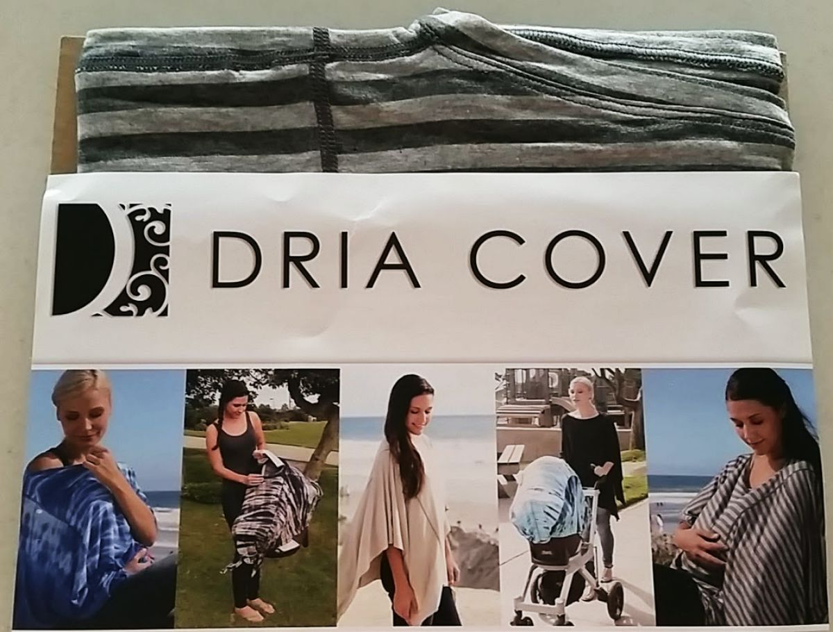 New Year New Gear Event: Dria Cover Review & Giveaway