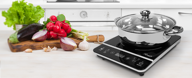 Rosewill's New Induction Cooker Cook Tops; Halogen Convection Oven Review